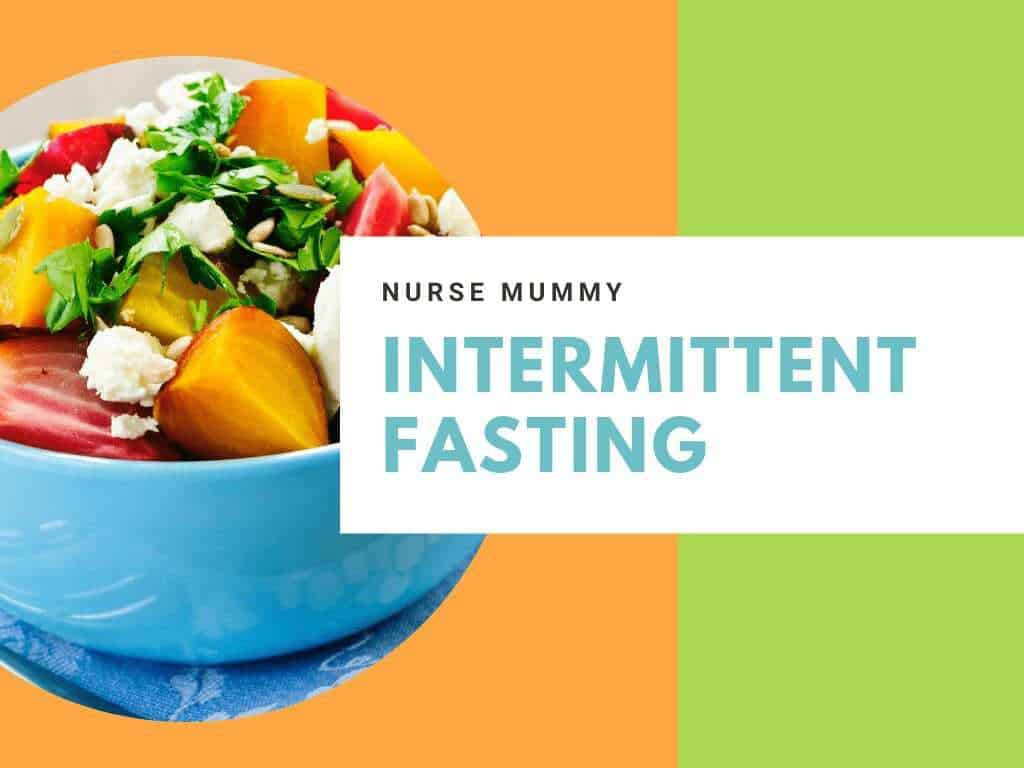 intermittent fasting 16:8 and the health benefits