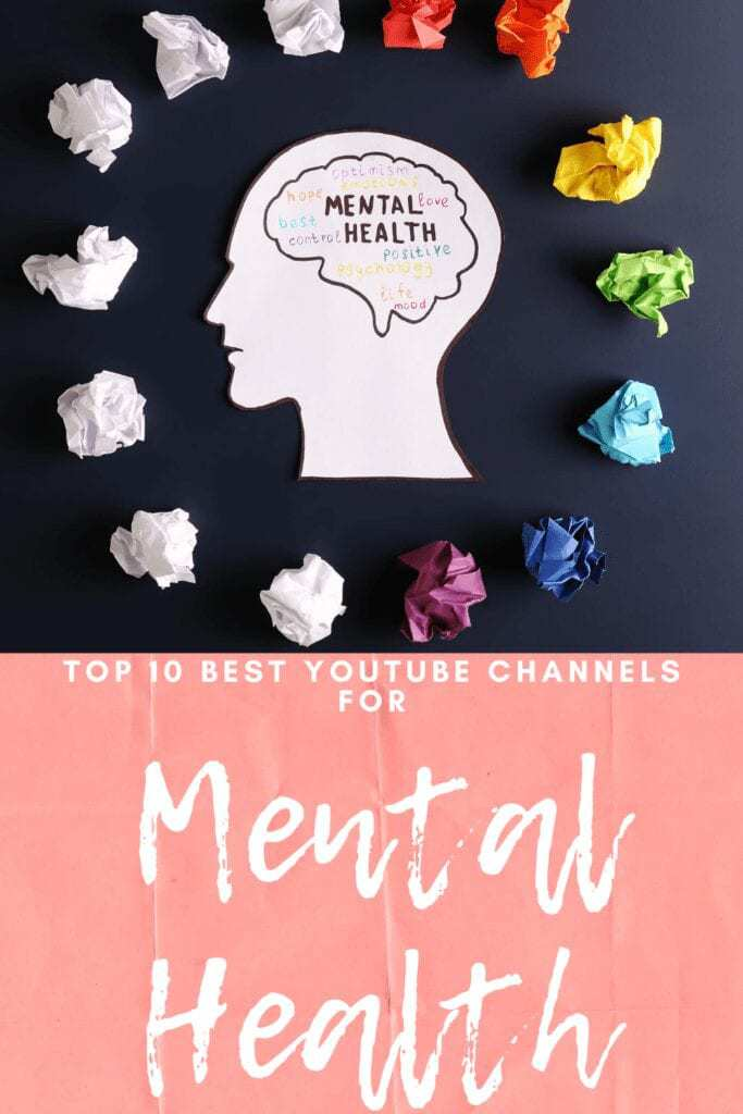 Top 10 best YouTube channels on mental health #mentalhealth #mentalillness #mentalhealthvideo #health #awareness