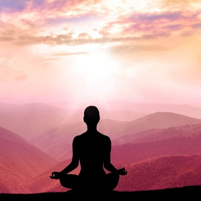Formal mindfulness relates to intentional meditation practices. It is great if you can incorporate time each day to perform meditation. #mindfulness #meditation #relaxation #peace