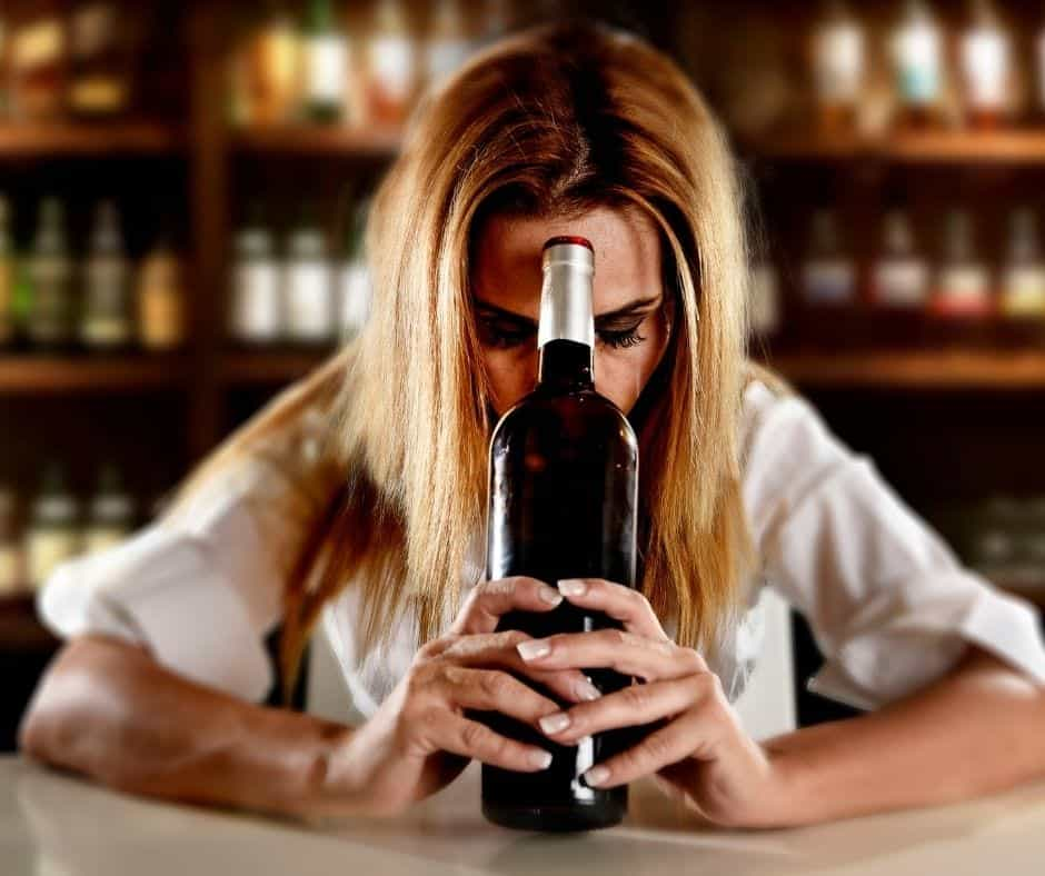 Changes to your body and mind when you stop drinking or quit drinking alcohol.