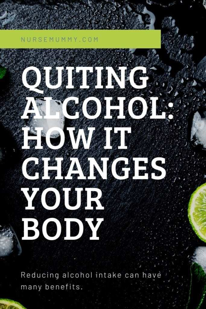 How does quitting alcohol affect your body?  There are many benefits to reducing or stopping the consumption of alcohol. From improved cardiovascular health to reduced risk of cancer.
