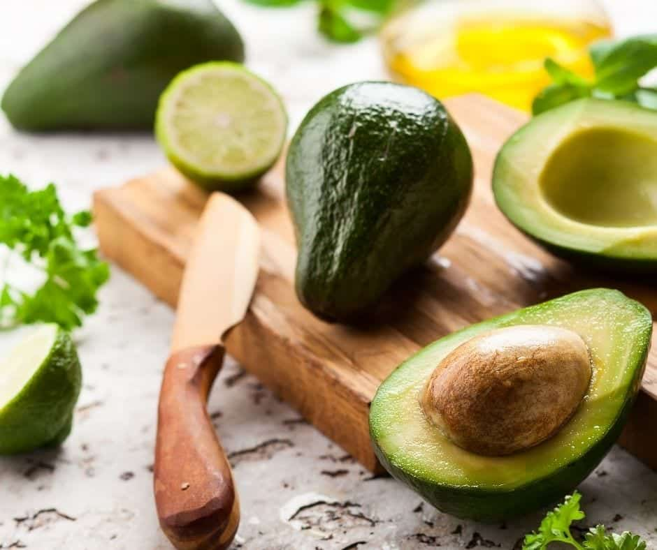 avocado has many health benefits. One of them being naturally lowering your cholesterol