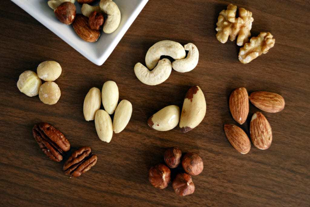 Nuts for health and to lower cholesterol natrually