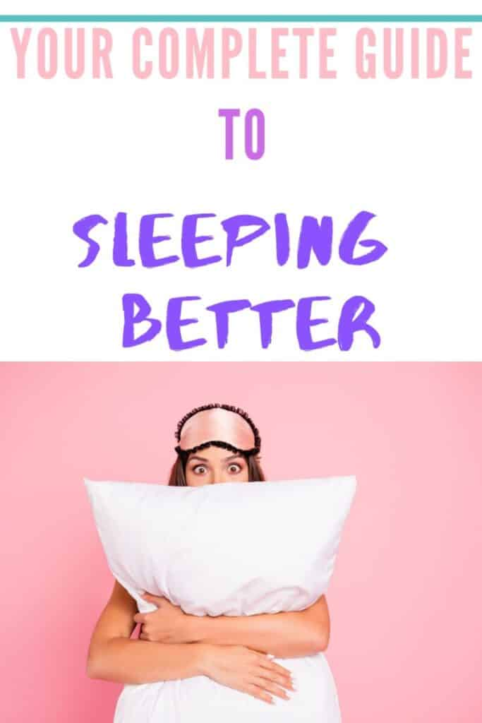 Your complete guide how to sleep better. There are many things that you might do, that you dont even realise is affecting how you sleep.
