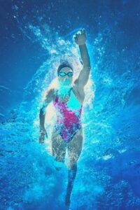 Swimming for health-The health benefits