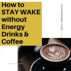 How To Stay Awake Without Energy Drinks Or Coffee